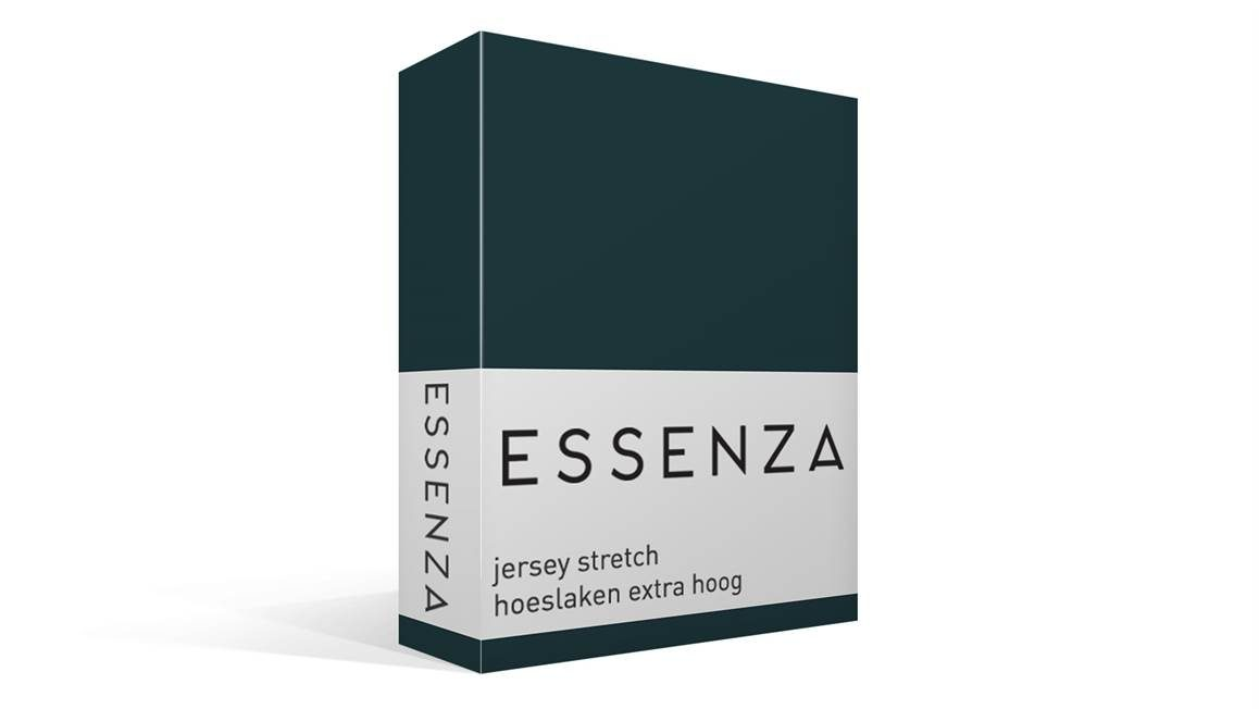 essenza premium drap housse jersey lycra grand bonnet. Black Bedroom Furniture Sets. Home Design Ideas