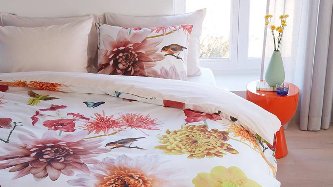 Beddinghouse Birds and Flowers housse de couette