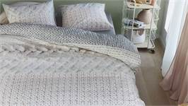 Ariadne at Home Spring Knit housse de couette